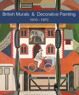 Murals & Decorative Painting 1910-1970